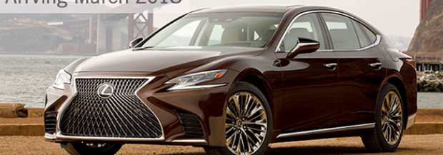 A New Standard: The Luxury Sedan Re-Imagined and More Enticing Than Ever Before