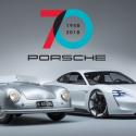 Porsche Celebrates 70th Anniversary