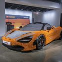 Full-size LEGO® McLaren 720S's Final Public Display In the United States On October 13th