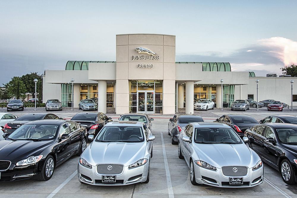 park place jaguar plano announced as the best dealership to work for by automotive news park. Black Bedroom Furniture Sets. Home Design Ideas