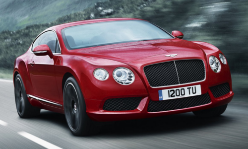 The 2013 Bentley Continental Gt V8 Drops Weight And Price With A New