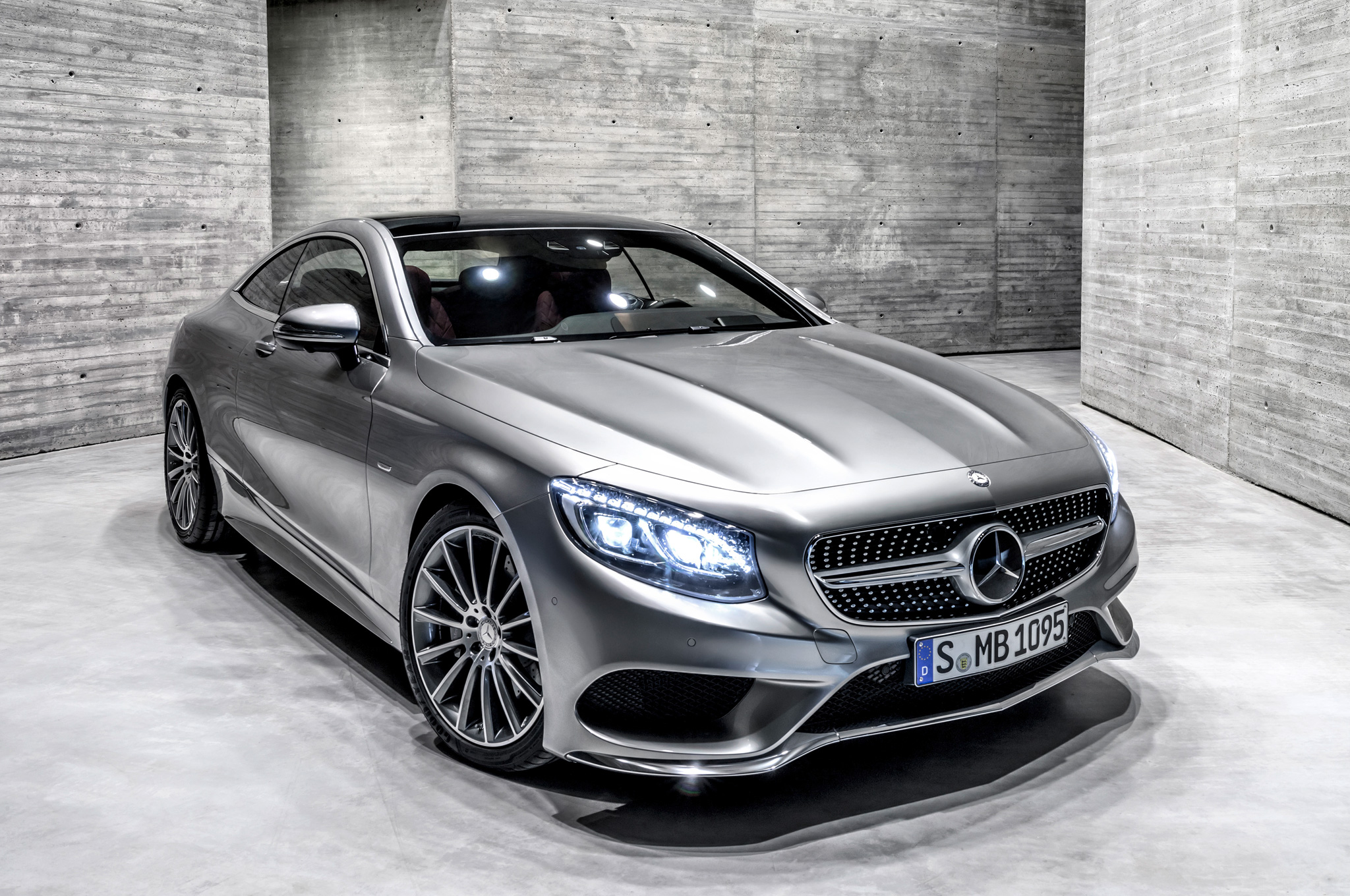 The All New Mercedes Benz 2015 S Class Coupe Park Place Dealerships