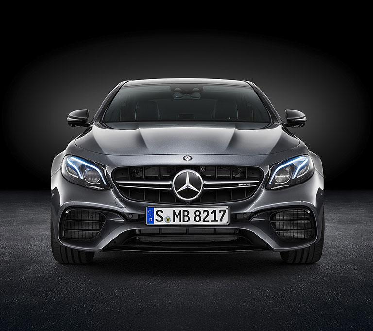 2017 Mercedes Benz Sl Suspension: E-Class Intelligence