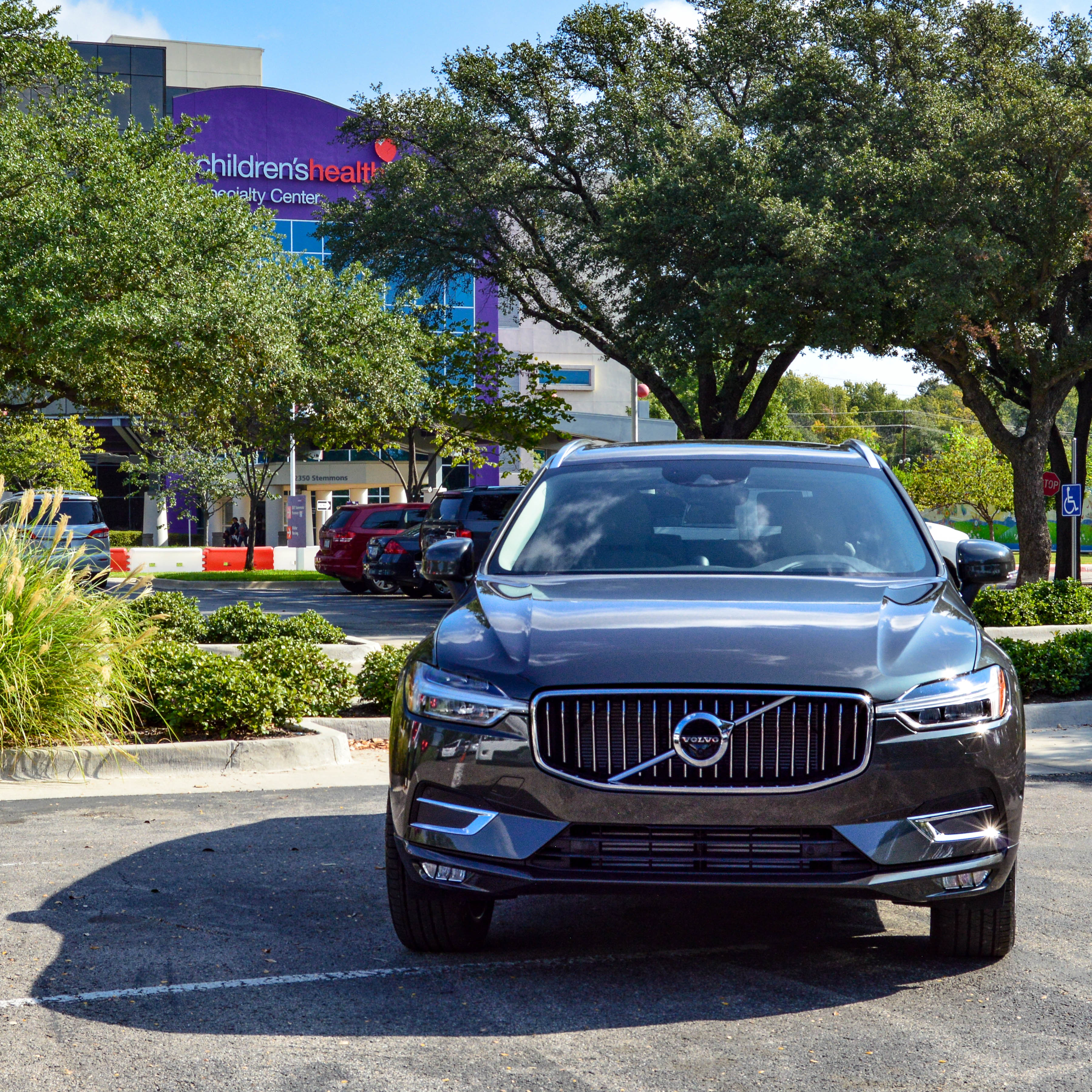 Park Place Volvo >> Park Place Volvo Supports Children S Health Therapeutic Arts