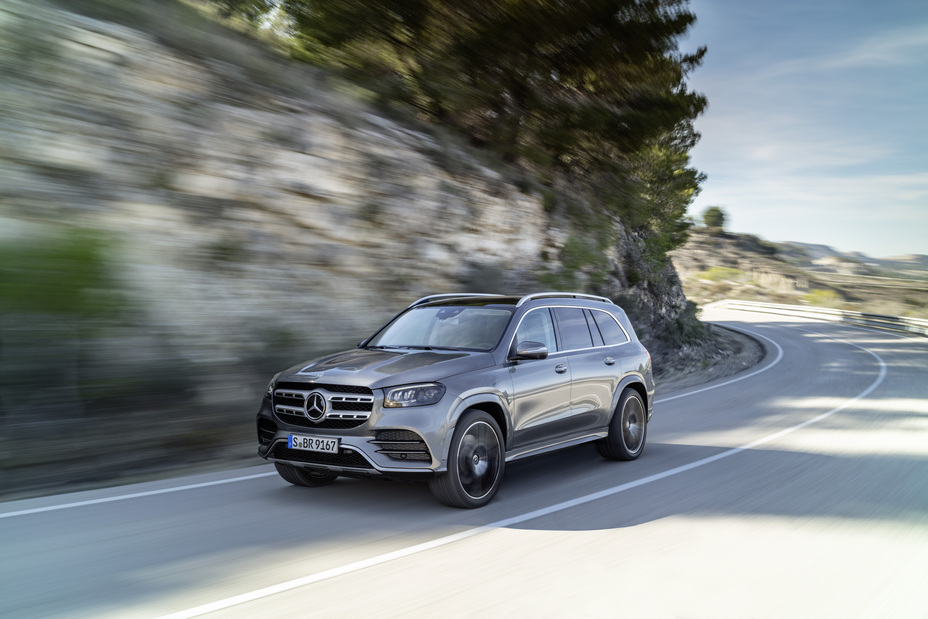 Pricing Released for the Next Generation Mercedes-Benz GLS